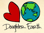 Daughter Earth Logo